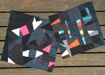 charity quilt sky blocks